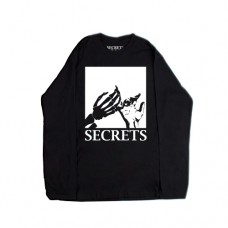 CRYPTIC LONG SLEEVE BLACK