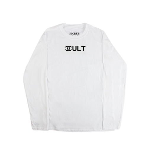 CULT LONG SLEEVE WHITE