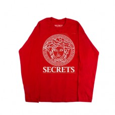 MEDUSA SECRETS LONG SLEEVE RED