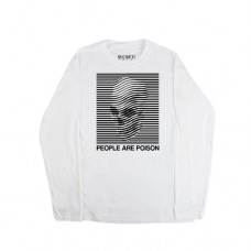 POISON LONG SLEEVE WHITE