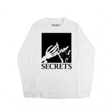CRYPTIC LONG SLEEVE WHITE
