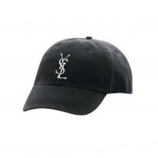 YSL BONES BLACK HAT
