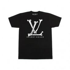 LV BONES BLACK